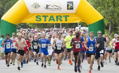 Як успішний бізнесмен Ігор Сподін прийшов до марафонського бігу