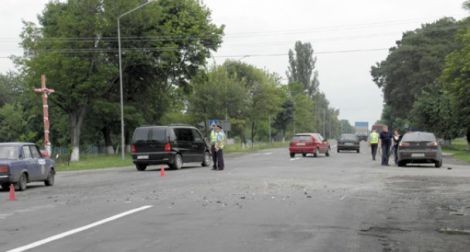 На Волині у ДТП постраждав депутат від
