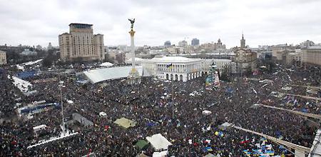 Марш мільйонів (ФОТОРЕПОРТАЖ)