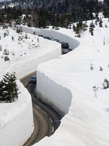 Киянам і не снилося. Як прибирають сніг у Японії. ФОТО