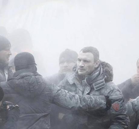 Репортаж з Грушевського (ФОТО)