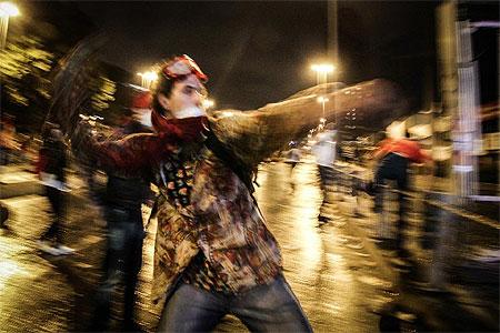 Протести в Стамбулі. До мечетей звозять поранених
