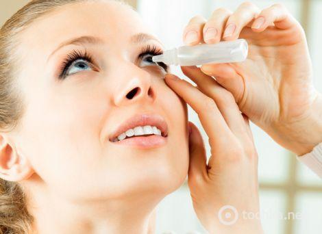 Болят глаза при ношении контактных линз? Узнайте причину!