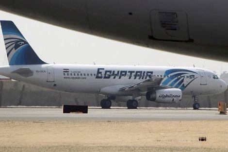 � EgyptAir �������� ��� ��������� ������� ���� � ����� �������� A320