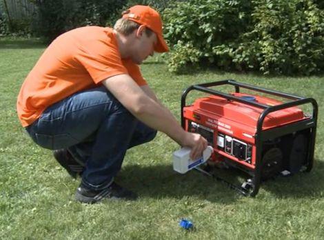 Электричество без перебоев: выбираем генератор для дома